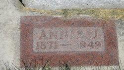 Annie J Meyrick