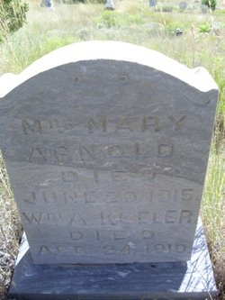 Mrs Mary Arnold
