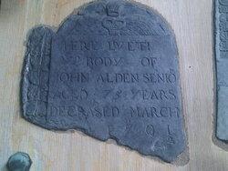 Capt John Alden Jr.