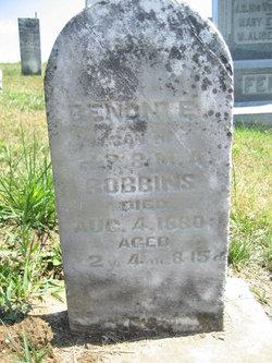 Benoni E. Robbins