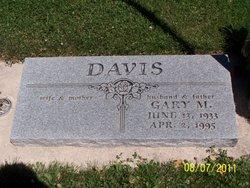 Gary Max Davis