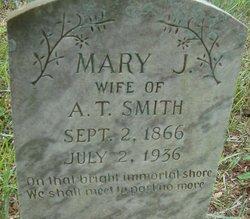 Mary Jane <I>Cumbo</I> Smith
