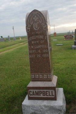 Josephine Freelove <I>Stonehocker</I> Campbell
