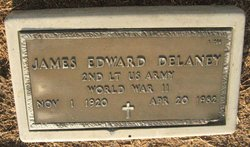 James Edward Delaney