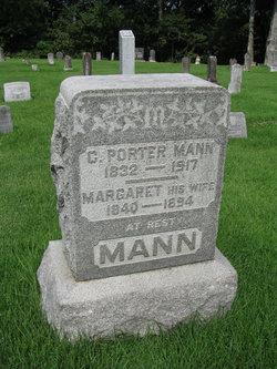 Margaret <I>Watt</I> Mann