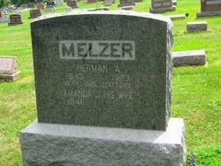 Amanda J Melzer