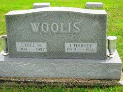 Ethel Marie <I>Dennis</I> Woolis
