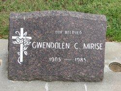 Gwendolen Edith <I>Cadley</I> Mirise
