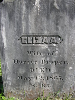 Elizabeth Andrews <I>Tufts</I> Draper