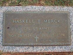Haskell Thomas Merck, Sr