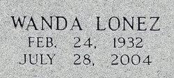 Wanda Lonez <I>Barnett</I> Darden