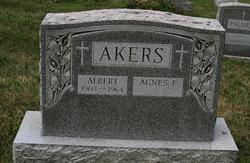 Agnes P Akers