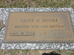 Lila Grace <I>Daniels</I> DeVore
