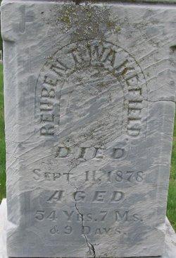 Reuben T Wakefield
