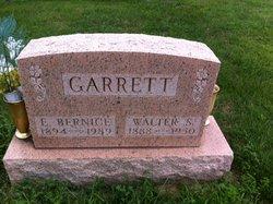 E. Bernice <I>Rinker</I> Garrett