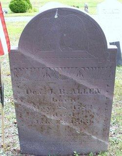 Deacon Joseph B. Allen