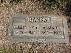 Alma C Banks