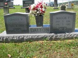 Maggie Frances <I>Turman</I> Dalton