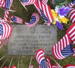 John Peter Fardy