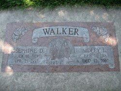 Josephine <I>Davies</I> Walker