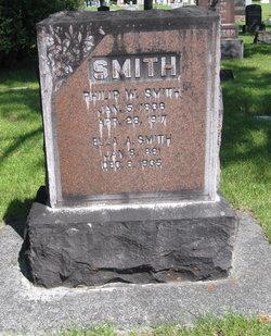 Ella Araminta <I>Mitchell</I> Smith