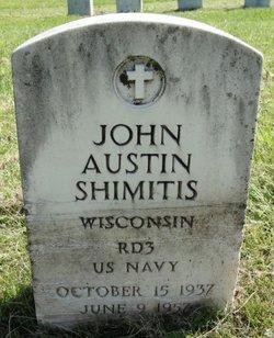 John Austin Shimitis