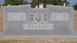 "Thomas Chester ""T.C"" Talley"