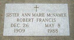 Sr Ann Marie (Sister M. Robert Francis) McNamee