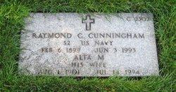Raymond C Cunningham