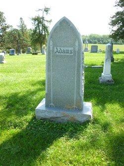 Almira P <I>Carrico</I> Adams