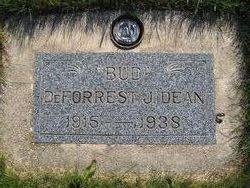 "DeForrest Jefferson ""Bud"" Dean"