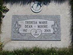 Theresa Marie <I>Dean</I> Moore