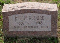 Bessie R. Baird