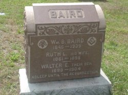 Ruth L <I>Womsley</I> Baird