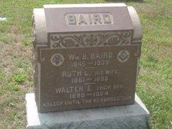 Walter E Baird