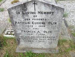 Patrick Eugene Olin