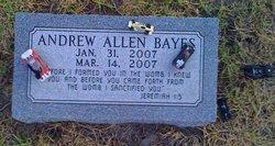 Andrew Allen Bayes
