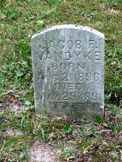 Jacob F. Van Dyke