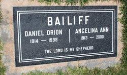 Daniel Orion Bailiff