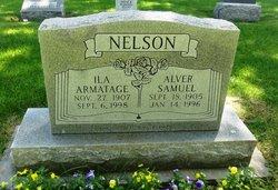 Ila <I>Armatage</I> Nelson