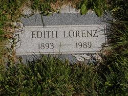 Edith Julian Lorenz