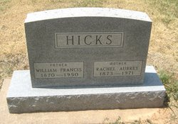 Rachel Ellen <I>Bruner</I> Hicks