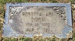 Rebecca Abi <I>Corley</I> Dixon