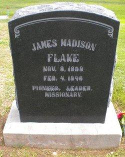James Madison Flake