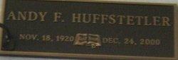 Andy Floyd Huffstetler