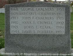 Margaret <I>Smith</I> Chalmers