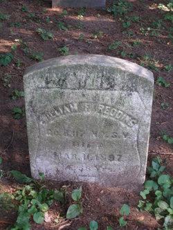 William F Redding