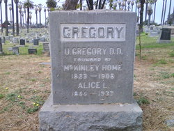 Alice L. <I>Royce</I> Gregory