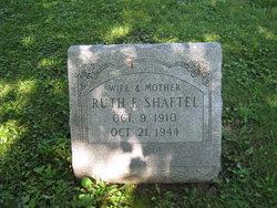 Ruth E <I>Mirise</I> Shaftel