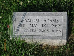 Absalom Adams